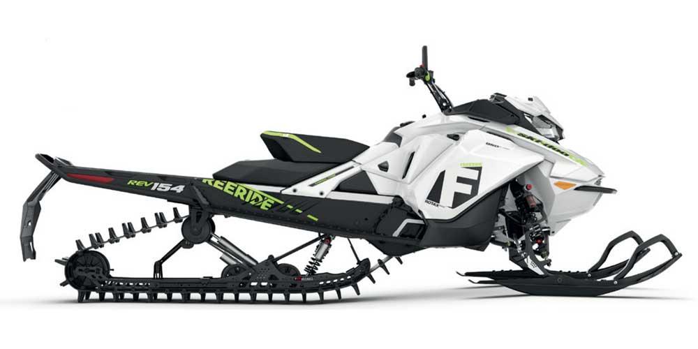 Motoslitta Freeride 154 S-38 850_ETEC