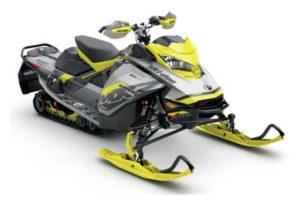 Motoslitte MXZ X RS 850-ETEC
