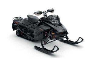 Motoslitte MXZ X RS 850-ETEC Nera