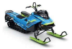Motoslitte Summit X 850 ETEC