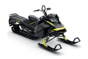 Motoslitta Summit X 850 ETEC Nera