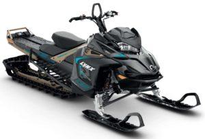 Boondocker DS 3900 - Motoslitte Lynx