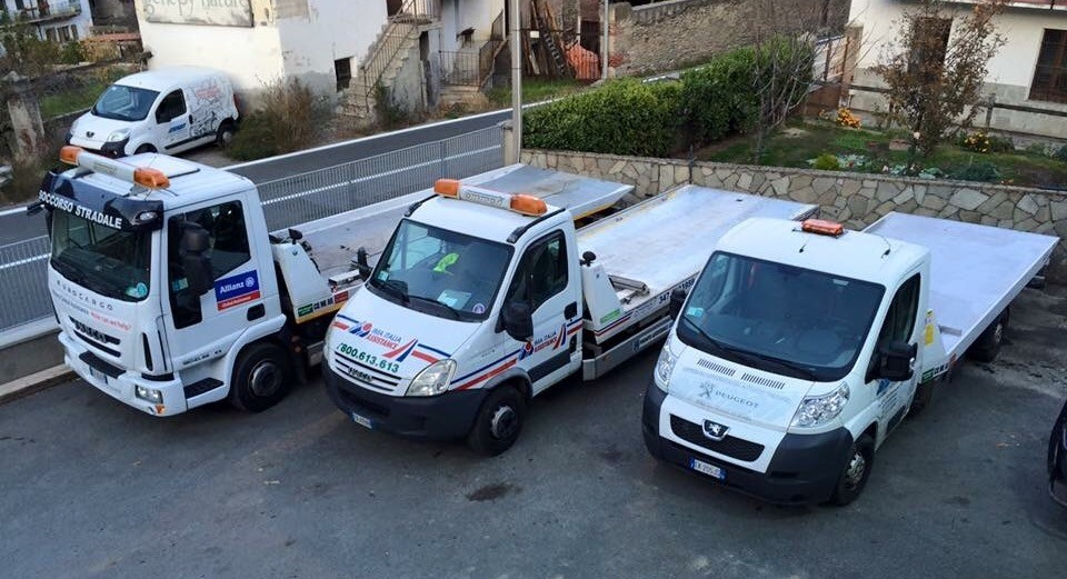 soccorso stradale Valsusa - Emmeti 4x4