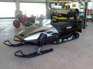 emmeti motoslitta usata torino yamaha wiking iv 540 4