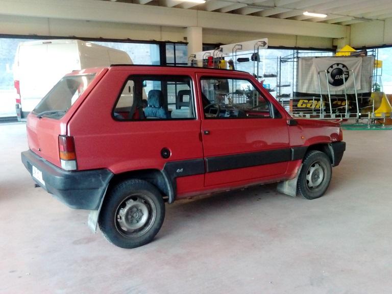 emmeti4x4 auto usate provincia torino fiat panda 4x4 trekking 5