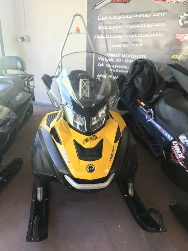 emmeti motoslitte usate provincia di torino brp skidoo skandic 600 ace 2014 5