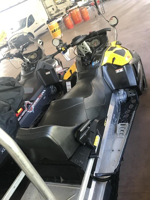 emmeti motoslitte usate provincia di torino brp skidoo skandic 600 ace 2014 2