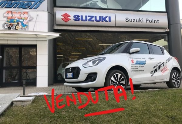 SUZUKI SWIFT 1.2 Dual Jet 4WD