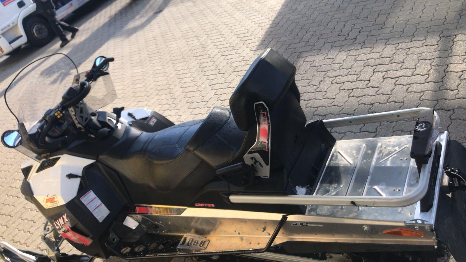 emmeti motoslitte usate susa brp lynx commander xtrim 600 e-tech 4