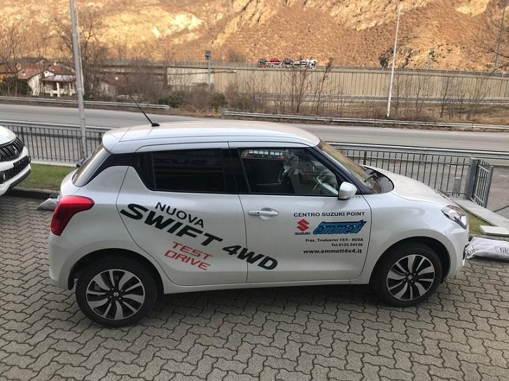 emmeti4x4 auto usate piemonte suzuki swift 4wd demo 3
