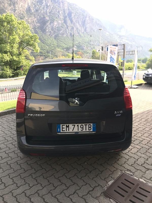 emmeti4x4 auto usate piemonte peugeot 5008 5