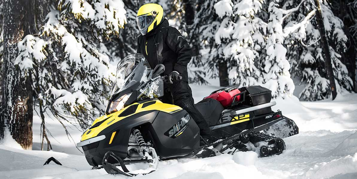 Motoslitte Ski Doo provincia di Torino - Emmeti