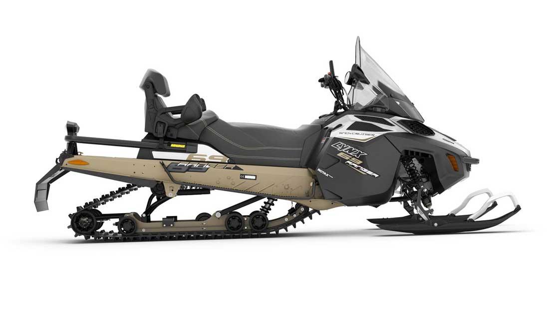 Rivenditore motoslitte Lynx Piemonte