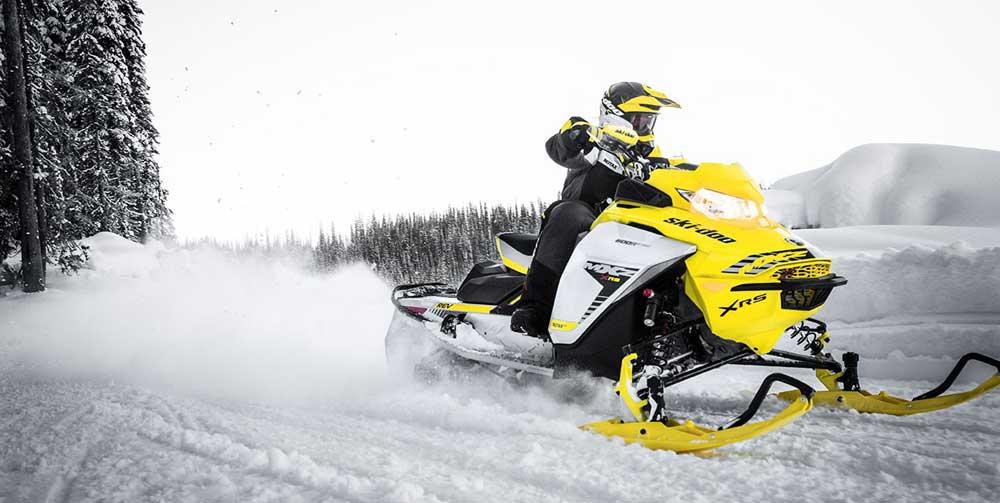 Modelli 2019 motoslitte Ski-Doo