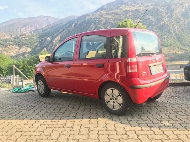 emmeti4x4 auto usate susa panda rossa active 1100 4