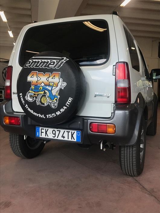 emmeti4x4 auto usate piemonte suzuki jimny evolution 8