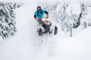Motoslitte sportive Lynx - Emmeti Susa rivenditore motoslitte per il piemonte