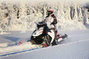 Lynx Xtrim 2019 motoslitte