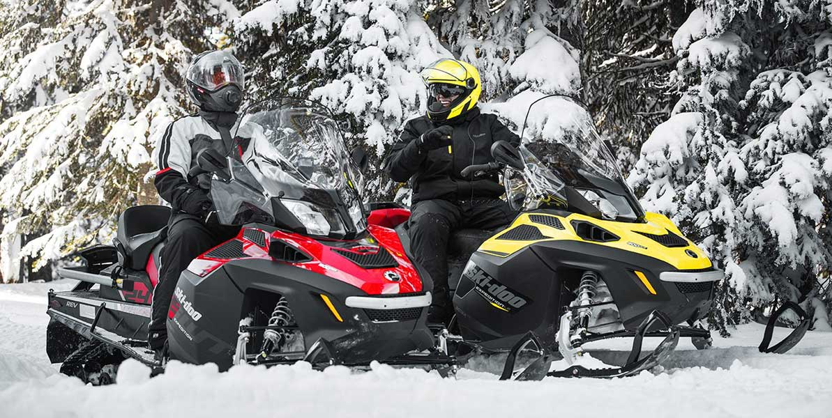 Motoslitte Ski Doo modelli 2019 - Concessionaria in provincia di Torino - Emmeti