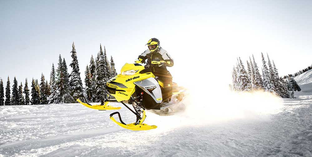 Motoslitte Ski-doo MXZ-X-RS-2019