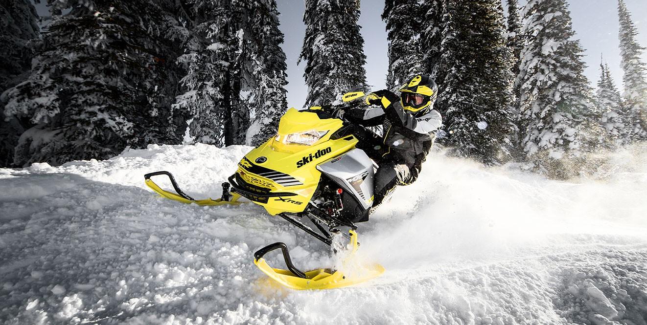 MXZ X-RS Emmeti Susa rivenditore motoslitte Ski-doo