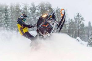 Motoslitta sportiva Lynx Xtrim
