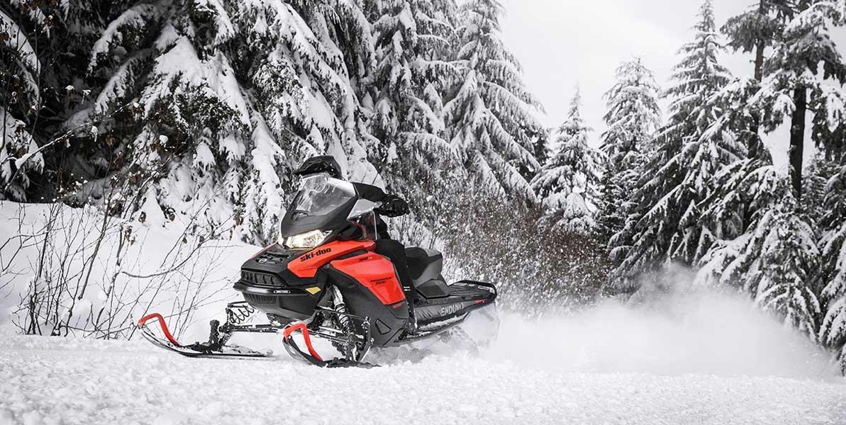 Motoslitte ski-doo susa