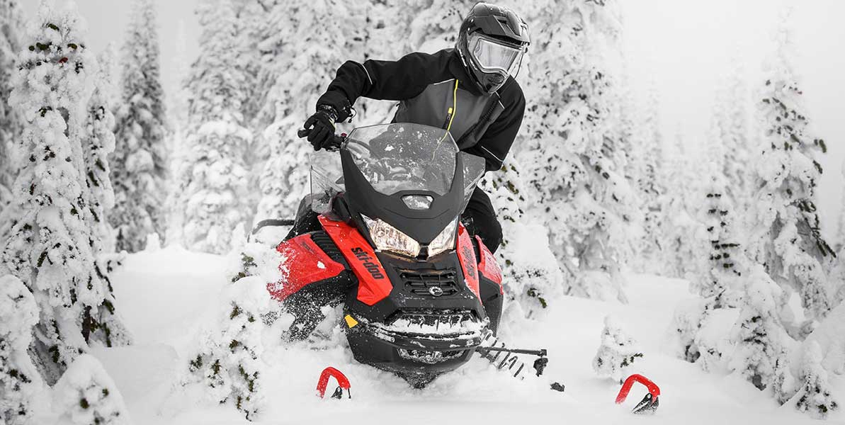 Venditore Motoslitte ski-doo Piemonte