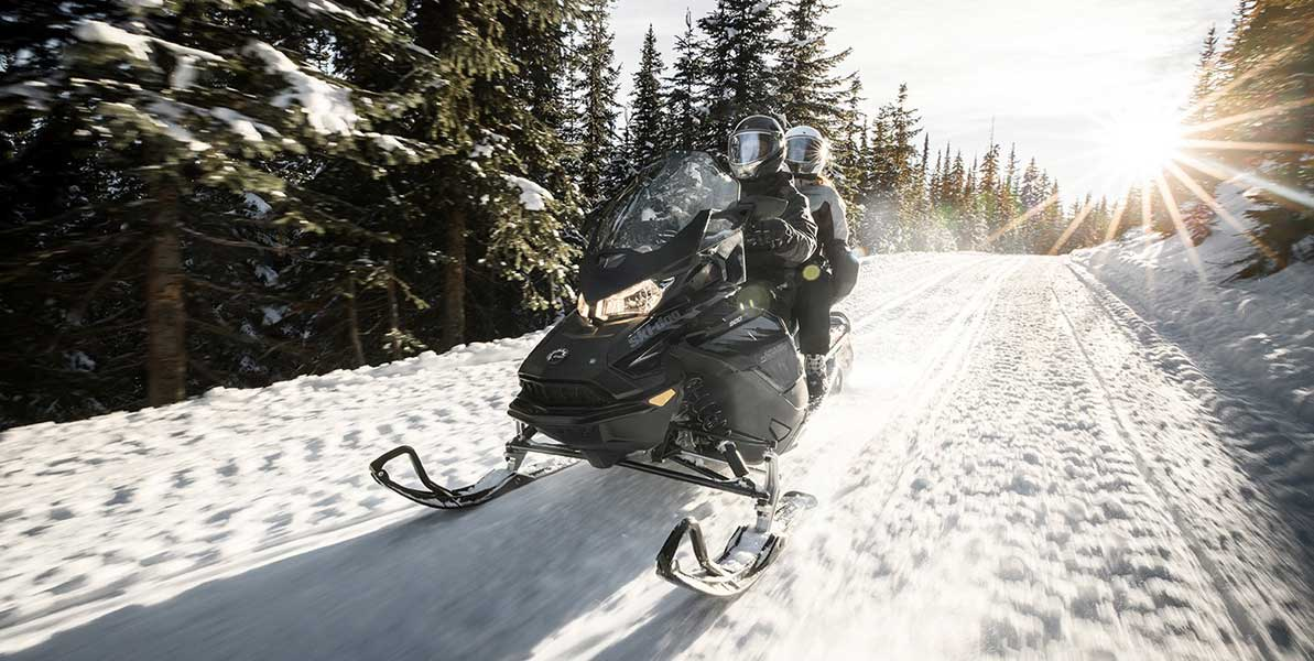 Motoslitte in Piemonte - Concessionaria motoslitte ski-doo