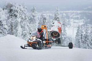 Vendita motoslitte Lynx Ranger 2019