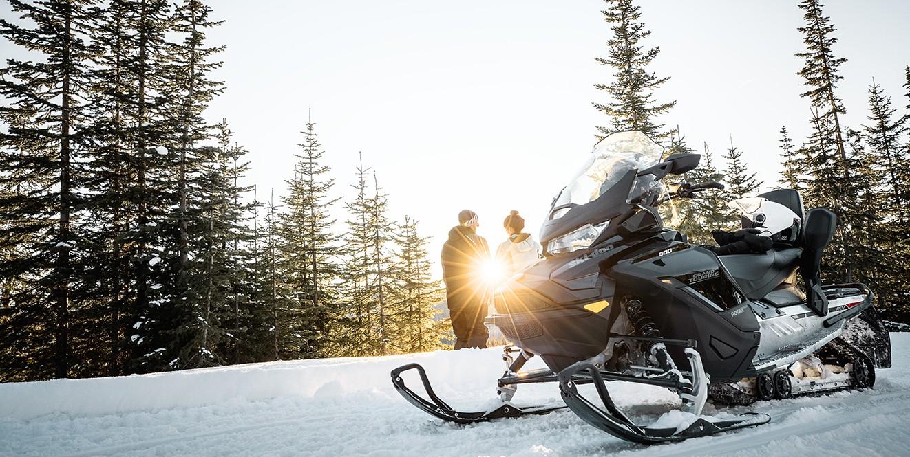 motoslitte ski-doo grand touring sport