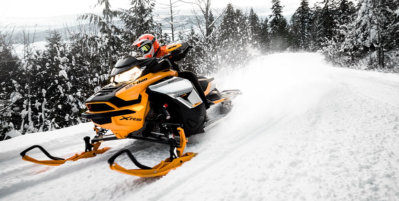 renegade X-RS motoslitte