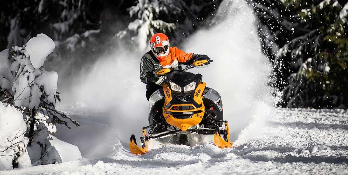 Rivenditore motoslitte ski-doo susa