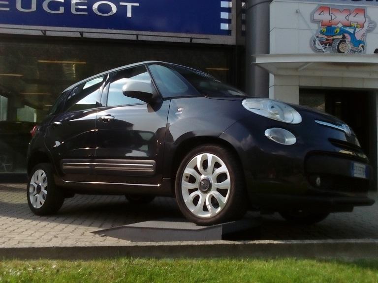 Pneumatici Fiat 500L