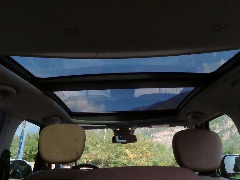 Vetro interno Fiat 500L