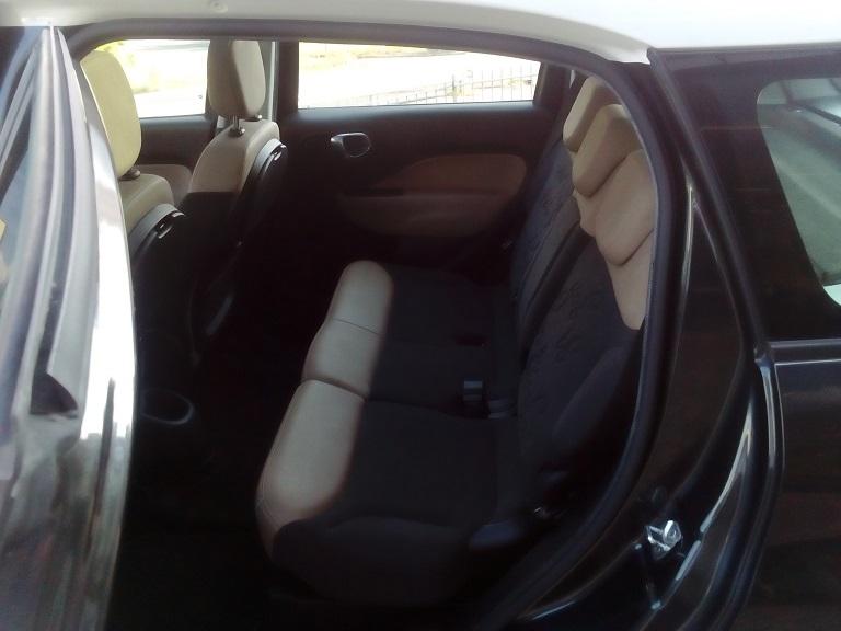 Interni Fiat 500L