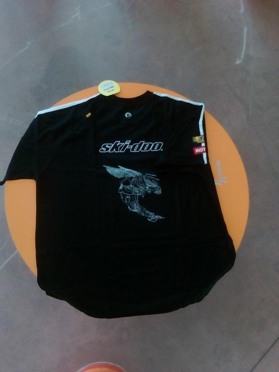 emmeti 4x4 abbigliamento skidoo provincia di torino t-shirt nera stampa posteriore bianca (4)