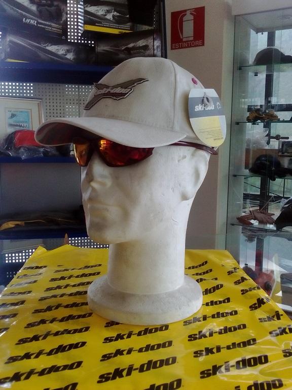 emmeti 4x4 abbigliamento skidoo provincia torino cappellino ragazza bianco rosa (1)
