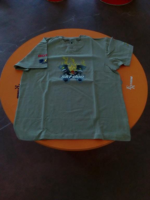 emmeti 4x4 abbigliamento skidoo susa t-shirt beige (1)