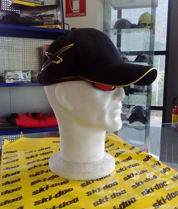 Cap X-Team Black Yellow
