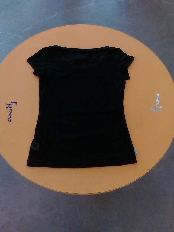 emmeti 4x4 abbigliamneto skidoo provincia di torino maglietta donna nera