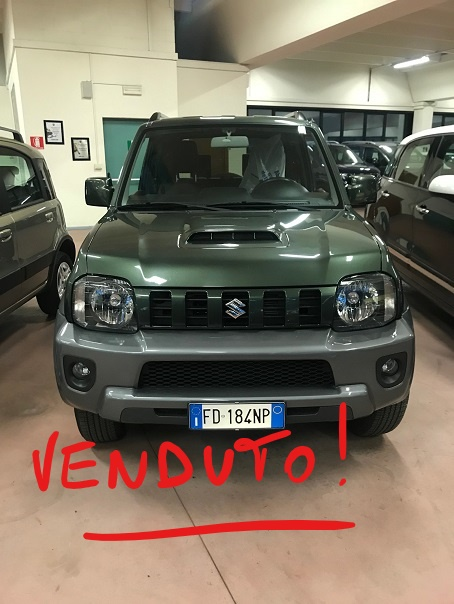Suzuki Jimny Evolution Plus 1.3 benzina