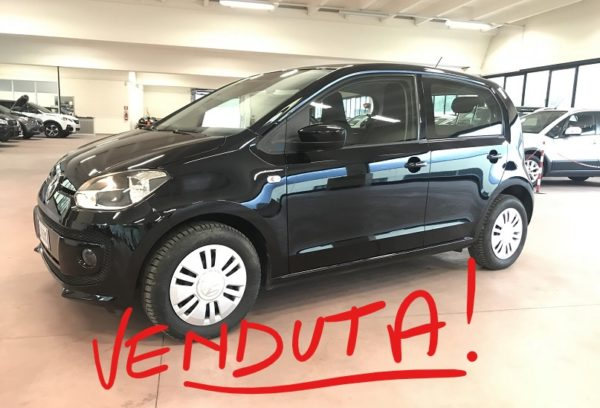 Volkswagen Up Move up! 1.0 Metano 5 porte