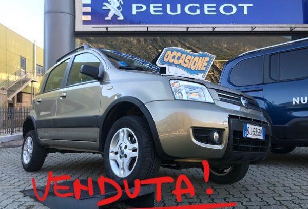 Fiat Panda 1.3 Mjt 4×4 Trekking