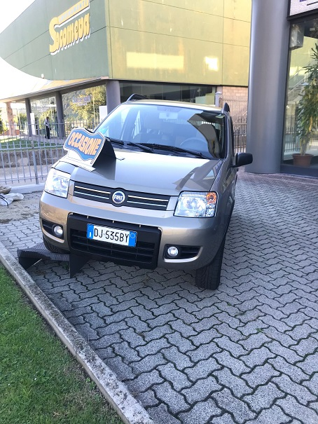 emmeti4x4 auto usata susa fiat panda 4x4 (2)