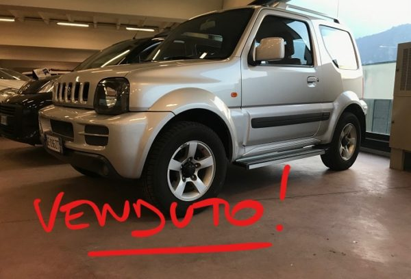 Suzuki Jimny Evolution Plus 4WD 1.3 benzina