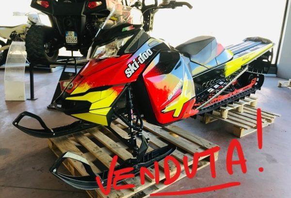 BRP Ski-Doo Summit XM 800 X 163″