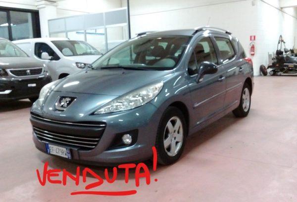 Peugeot 207 Sw X-line 1.6 hdi 98 cv