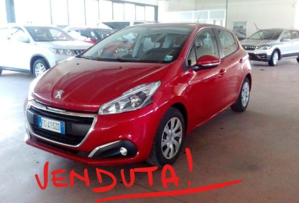 Peugeot 208 Active 1.2 5 porte