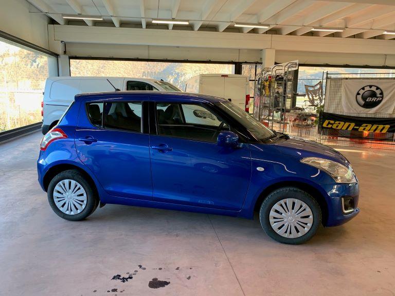 Emmeti 4x4 Val di Susa auto usate Suzuki Swift 4X4 4
